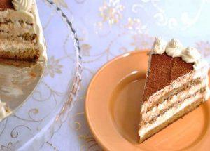 Easy Tiramisu Cake
